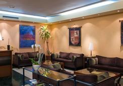 拉斯克拉拉斯欧洲之星酒店 - 萨拉曼卡 - 大厅