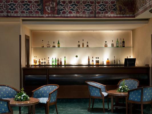 拉斯克拉拉斯欧洲之星酒店 - 萨拉曼卡 - 酒吧