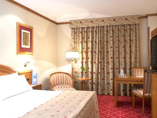 拉斯克拉拉斯欧洲之星酒店 - 萨拉曼卡 - 睡房