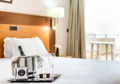 欧洲之星拉斯坎特拉斯酒店 - 大加那利岛拉斯帕尔马斯 - 睡房