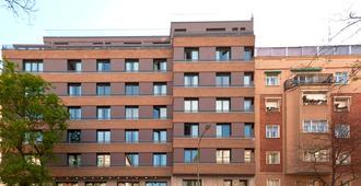 艾克塞斯孟轲罗酒店 - 马德里 - 建筑