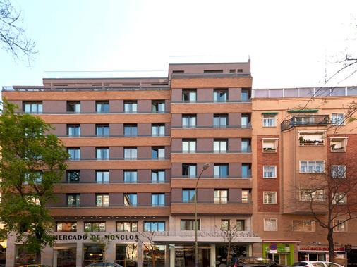 埃克斯蒙克洛亚酒店 - 马德里 - 建筑