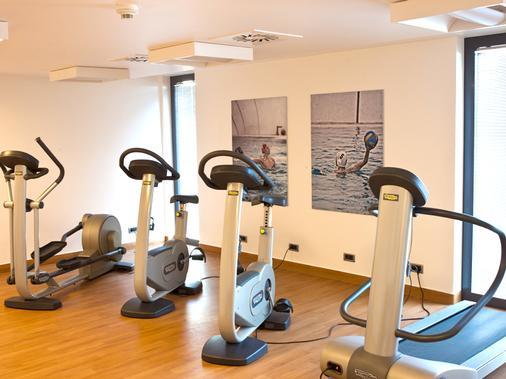 欧洲之星布达佩斯特中心酒店 - 布达佩斯 - 健身房