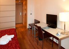 欧洲之星布达佩斯特中心酒店 - 布达佩斯 - 睡房