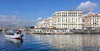 艾克塞尔西亚欧洲之星酒店 - 那不勒斯 - 建筑
