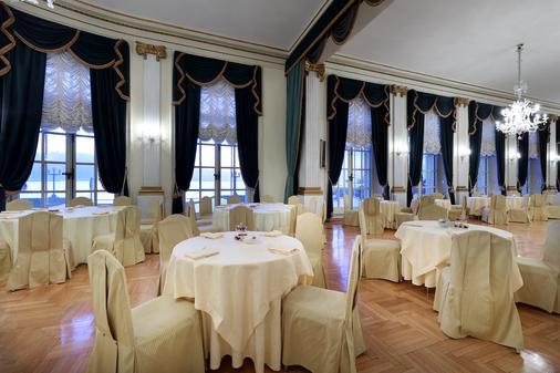 艾克塞尔西亚欧洲之星酒店 - 那不勒斯 - 宴会厅