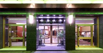 埃克斯雄伟酒店 - 那不勒斯 - 建筑