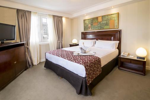 克拉瑞吉酒店 - 布宜诺斯艾利斯 - 睡房