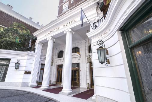 克拉瑞吉酒店 - 布宜诺斯艾利斯 - 建筑