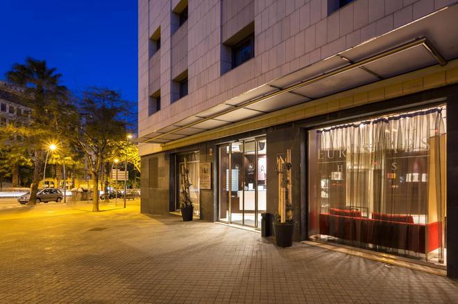 欧洲之星丰碑酒店 - 巴塞罗那 - 建筑