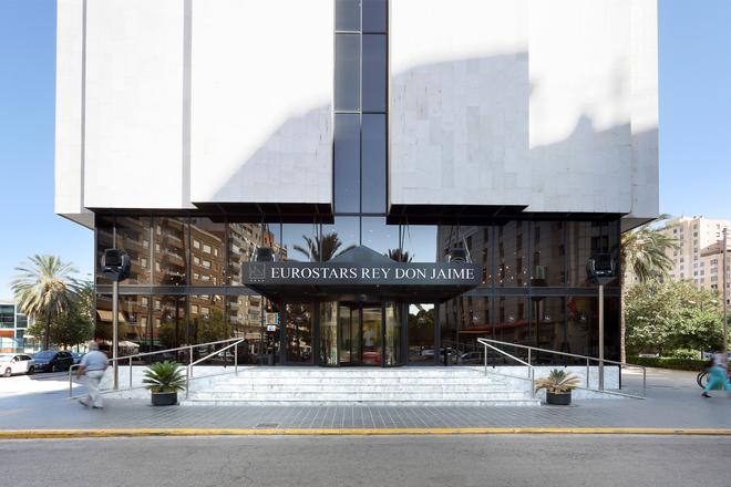 埃克雷伊唐海梅酒店 - 巴伦西亚 - 建筑