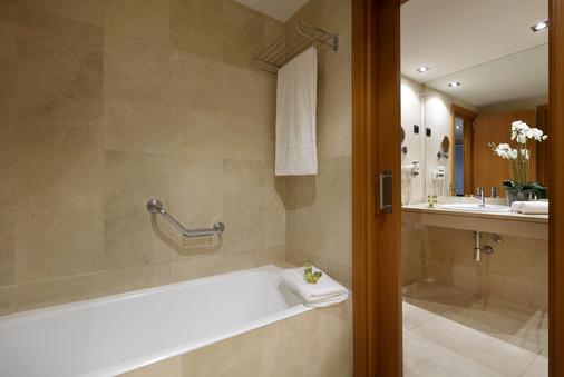 欧洲之星雷伊唐海梅酒店 - 巴伦西亚 - 浴室