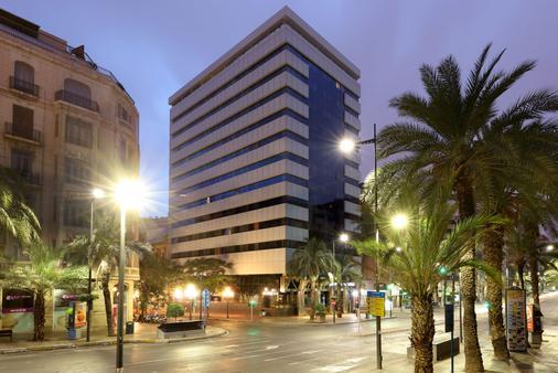 欧洲之星光明之城酒店 - 阿利坎特 - 建筑