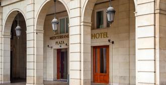 地中海大酒店 - 阿利坎特 - 建筑