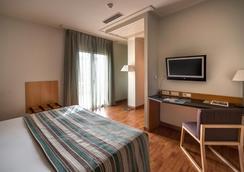 欧洲之星地中海广场酒店 - 阿利坎特 - 睡房