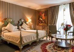欧洲之星复国酒店 - 奥维多 - 睡房