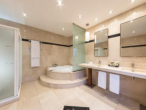 欧洲之星复国酒店 - 奥维多 - 浴室