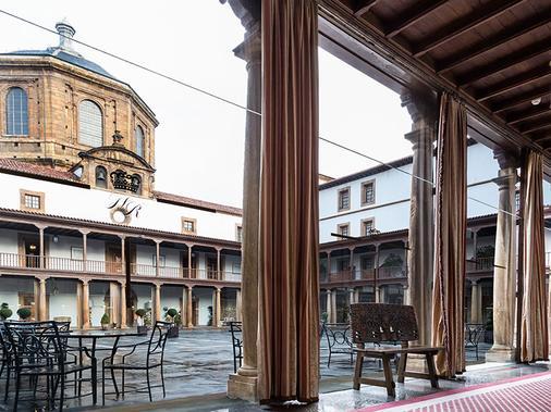 欧洲之星复国酒店 - 奥维多 - 建筑