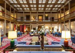 欧洲之星复国酒店 - 奥维多 - 大厅