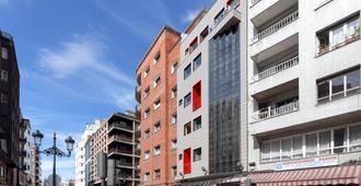 埃玛奇斯桃酒店 - 奥维多 - 建筑