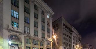 Exe莱塔纳皇宫酒店 - 巴塞罗那 - 建筑