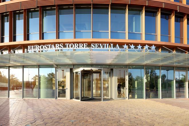 塞维亚托雷欧洲之星酒店 - 塞维利亚 - 建筑