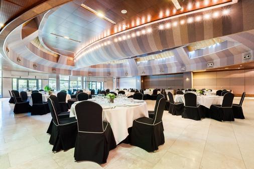 马德里米拉希尔拉喜来登度假酒店 - 马德里 - 宴会厅