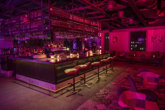 欧洲之星朗福德酒店 - 迈阿密 - 酒吧