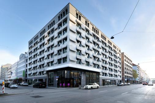 欧洲之星书籍酒店 - 慕尼黑 - 建筑