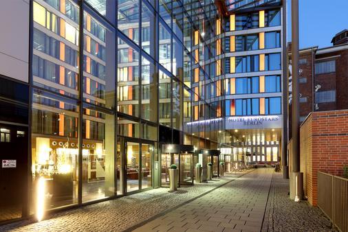 柏林欧洲之星酒店 - 柏林 - 建筑