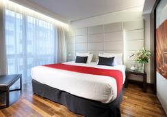 欧洲之星大中心酒店 - 慕尼黑 - 睡房
