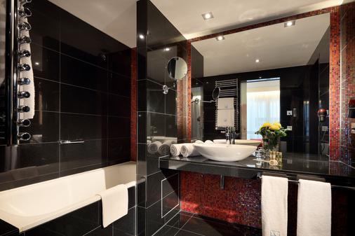 欧洲之星大中心酒店 - 慕尼黑 - 浴室