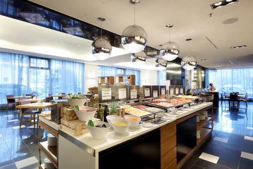 欧洲之星大中心酒店 - 慕尼黑 - 自助餐
