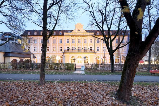 马克西米连欧洲之星公园酒店 - 雷根斯堡 - 建筑