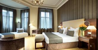 麦克斯米兰欧洲之星公园酒店 - 雷根斯堡 - 睡房