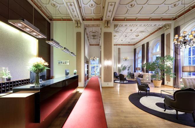 马克西米连欧洲之星公园酒店 - 雷根斯堡 - 大厅