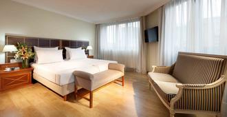 慕尼黑雷根特酒店 - 慕尼黑 - 睡房