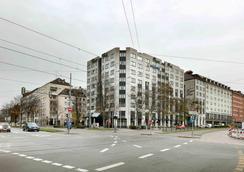 慕尼黑雷根特酒店 - 慕尼黑 - 建筑