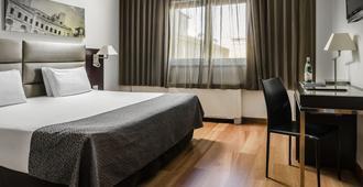 欧洲之星永恒罗马酒店 - 罗马 - 睡房