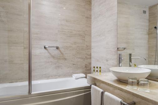 欧洲之星罗马亚特尔纳酒店 - 罗马 - 浴室