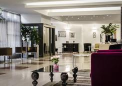 欧洲之星罗马亚特尔纳酒店 - 罗马 - 大厅