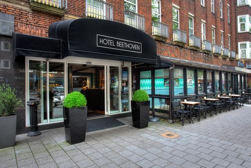 汉普郡酒店-贝多芬 - 阿姆斯特丹 - 建筑