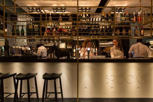 汉普郡酒店-贝多芬 - 阿姆斯特丹 - 酒吧