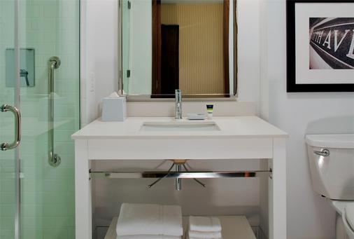 圣地亚哥海洋世界福朋喜来登酒店 - 圣地亚哥 - 浴室