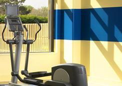 圣地亚哥海洋世界福朋喜来登酒店 - 圣地亚哥 - 健身房