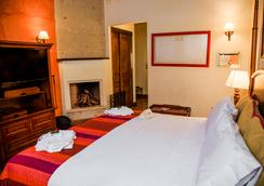 门安提瓜酒店 - 安地瓜 - 睡房