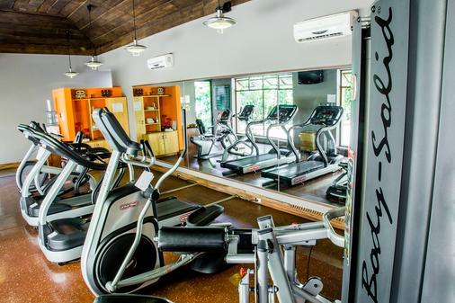 门安提瓜酒店 - Antigua - 健身房