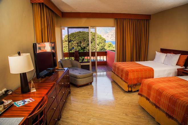 波塔湖酒店 - 帕纳哈切儿 - 睡房