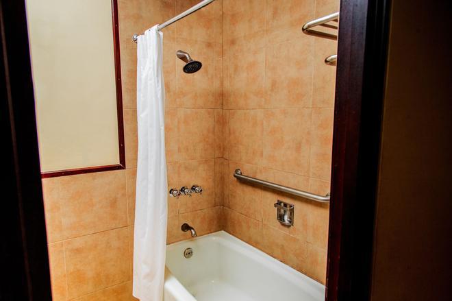 波塔湖酒店 - 帕纳哈切儿 - 浴室