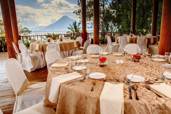 波塔湖酒店 - 帕纳哈切儿 - 宴会厅